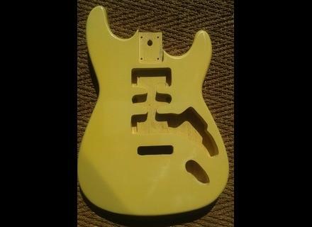 GFS Stratocaster Body