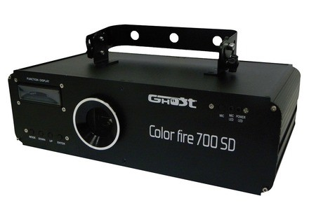 Ghost Gordon GHOST Color Fire 700