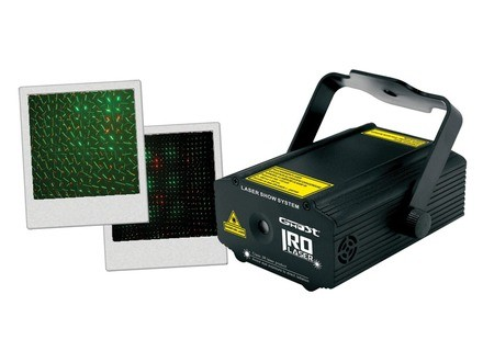 Ghost Iro Laser