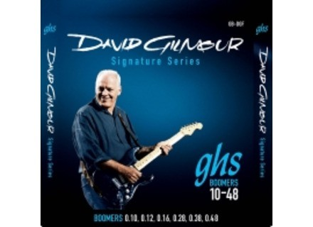GHS David Gilmour Signature Set