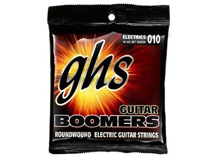 GHS Guitar Boomers GBZW 10-60 Zakk Wylde Signature