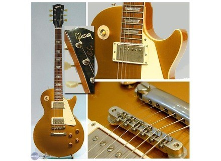 Gibson 1957 Les Paul Goldtop - Lightly Aged Antique Gold