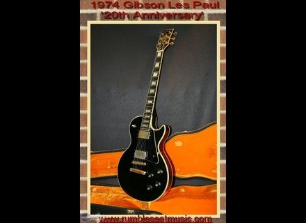 Gibson 20th Anniversary Les Paul Custom