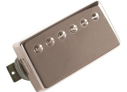 Gibson Burstbucker 3 - Nickel Cover