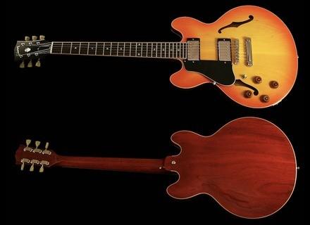 Gibson CS-336 Plain Top LH