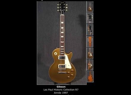 Gibson Custom Shop Les Paul Gold Top R7