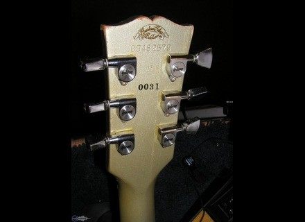 Gibson Custom Shop Silver Streak Studio