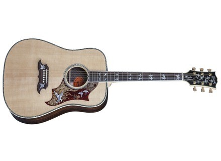 Gibson Doves in Flight Mystic Rosewood