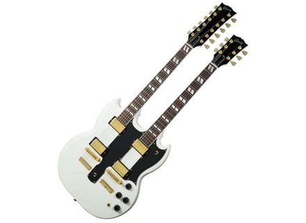 Gibson EDS-1275 Double Neck - Alpine White