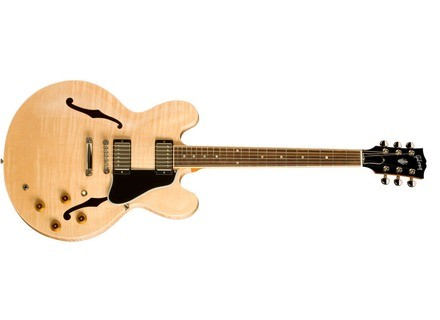 Gibson ES-335 Dot Figured Gloss - Antique Natural