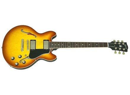 Gibson ES-339 30/60 Slender Neck - Light Caramel Burst