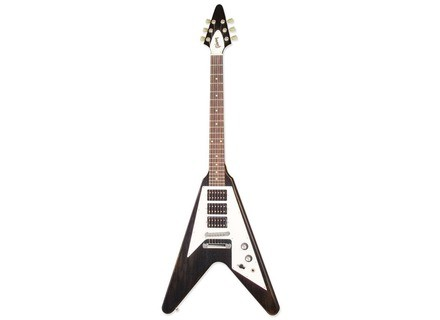 Gibson Flying V Faded 3-Pickup - Worn Ebony
