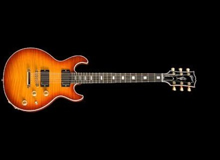 Gibson [Guitar of the Month - November 2008] Longhorn Double Cut - Heritage Cherry Sunburst