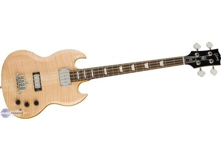 Gibson [Guitar of the Week #1] The SG Supreme Flame Maple
