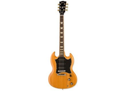 Gibson [Guitar of the Week #10] SG Standard w/3 Single Coil Pickups - Natural Satin