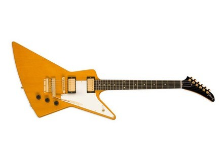 Gibson [Guitar of the Week #43] Explorer w/Short Vibrola - Trans Amber