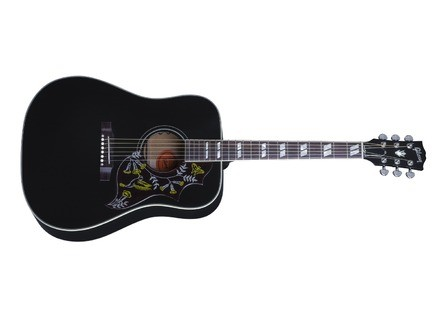 Gibson Hummingbird Ebony 2016