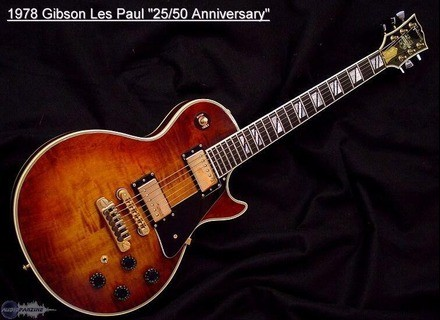 Gibson Les Paul 25/50 Anniversary
