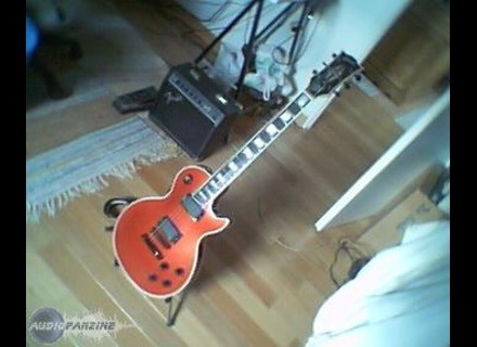 Gibson Les Paul Custom Showcase Edition