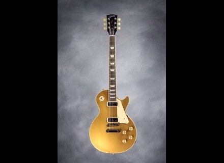 Gibson Les Paul Deluxe Gold Top