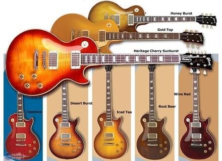 Gibson Les Paul Series - Les Paul Standard 60