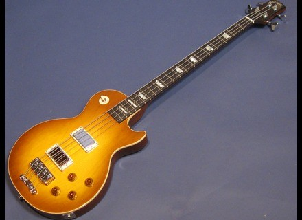 Gibson Les Paul Standard Bass LPB-3 average used price