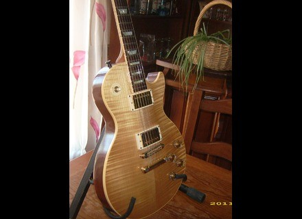 Gibson Les Paul Standard Blonde Beauty Limited