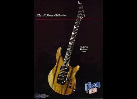 Gibson M IV-S Deluxe
