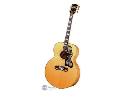 Gibson Montana Gold Flame Maple - Antique Natural