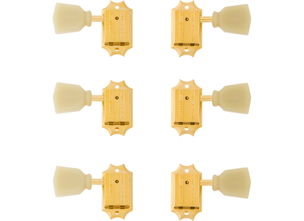 Gibson PMMH-020 Vintage Gold Machine Heads w/ Pearloid Buttons