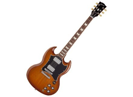 Gibson SG Standard Limited - Natural Burst