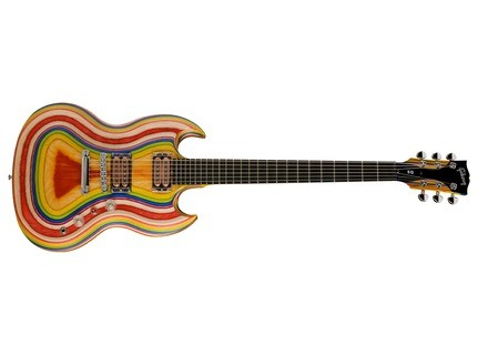 Gibson SG Zoot Suit - Rainbow
