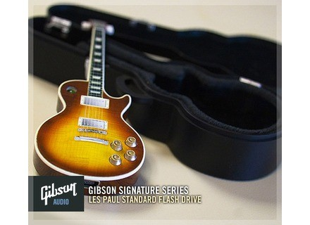 Gibson Signature Series Les Paul Standard Flash Drive