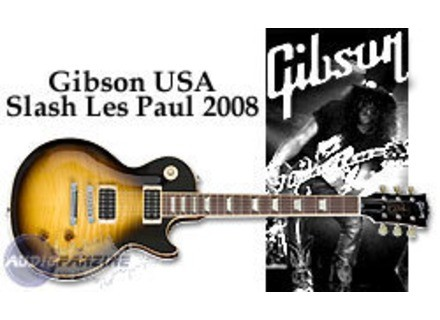 Gibson Slash Les Paul Standard 2008 - Antique Vintage Sunburst