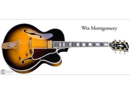 Gibson Wes Montgomery L-5 CES - Vintage Sunburst