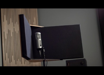 GIK Acoustics Viso Booth