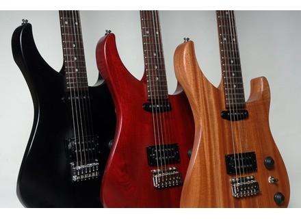 GJ2 Guitars Arete 3-Star
