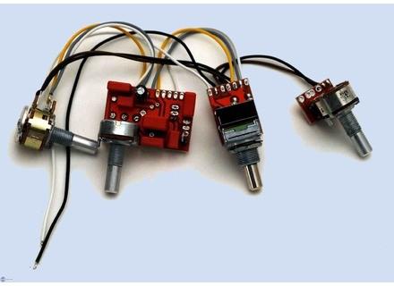 Glockenklang Onboard Preamp 2-band