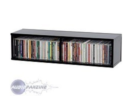 Glorious DJ CD Box black