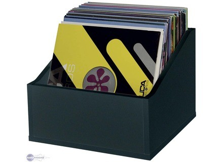 Glorious DJ Record Box Advanced black 110