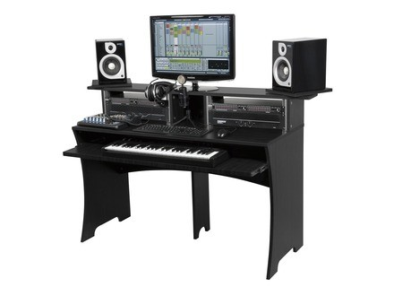 Glorious DJ Workbench - Black