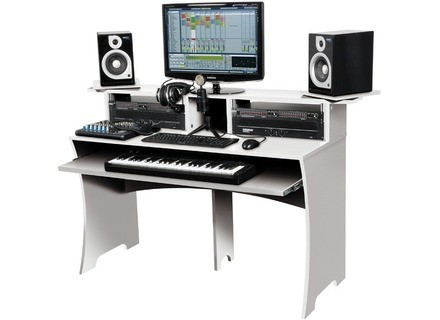 Glorious DJ Workbench - White