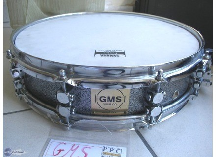 Gms Grand Master Bell brass snare 14x4