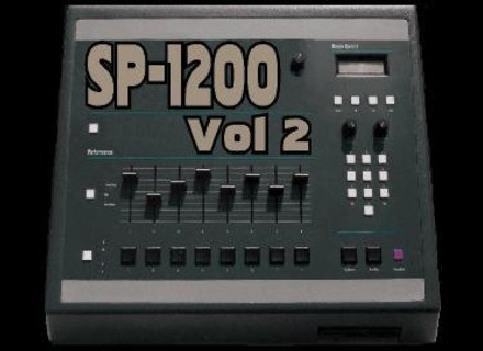Goldbaby Productions SP1200 Vol 2