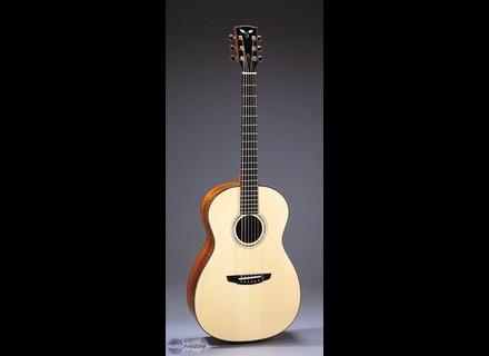 Goodall Guitars Aloha Koa Parlor