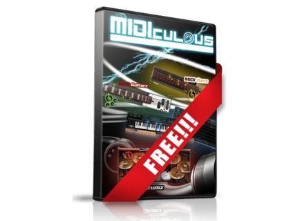 Gospel Musicians MIDIculous 3