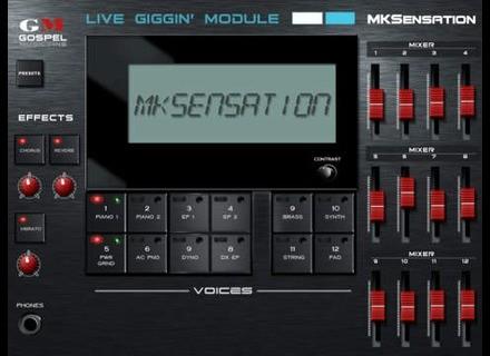Gospel Musicians MKSensation App