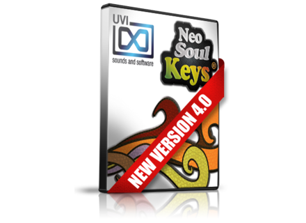 Gospel Musicians Neo-Soul Keys 4 for UVI