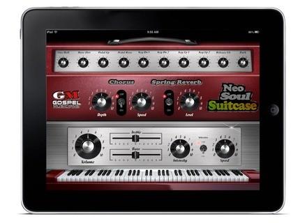 Gospel Musicians Neo-Soul Keys App