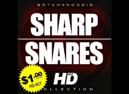 Gotchanoddin' Sharp Snare Drum Sounds